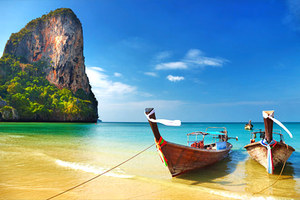 [Krabi Flights] Flights to Krabi from Shanghai