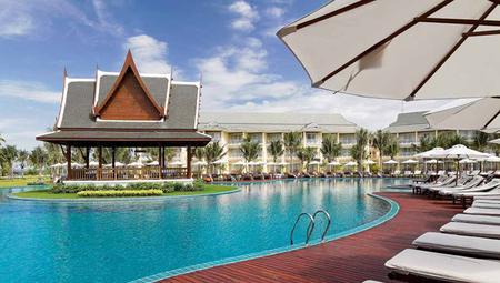<Krabi Resort> Sofitel Krabi Phokeethra Golf & Spa Resort
