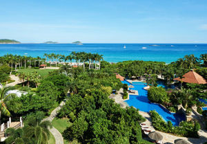 <Sanya Package> 4-5 Day Sanya Marriott Resort Family Fun