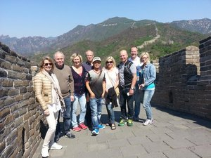 China Tours For Visiting Friends & Families