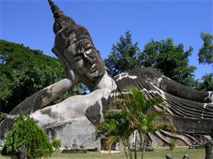 Buddha Park | Vientiane
