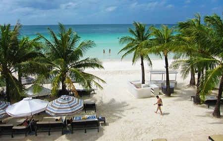<Boracay Travel Package> 7 Days in Chinese New Year to Boracay from Shanghai