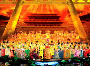 Tang Dynasty Dancing Show