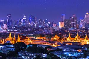 <Bangkok Flights> 7 Day flights from Shanghai