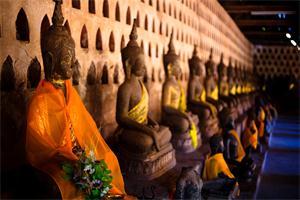 Wat Si Sak | Vientiane