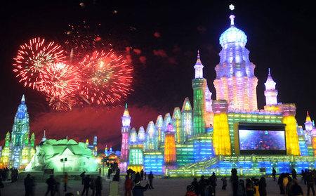 3 Day Harbin Ice Festival Tour 2016-2017