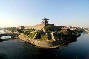 Xian Ancient City Wall