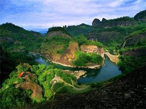 [Package] Wuyishan Weekend Getaway