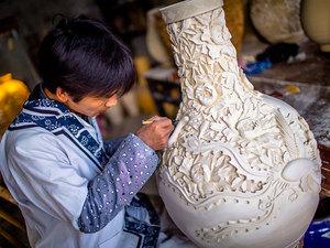 4 Days Jingdezhen Porcelain Tour with Mount Lu