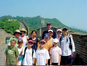 China Tour: 8 Day Beijing Xian Shanghai Tour