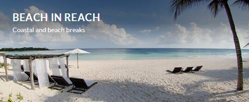 beach in reach