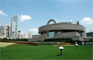 Shanghai Museum/ Urban Planning Expo Centre