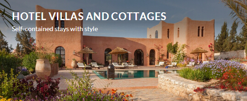 hotel villas and cottages