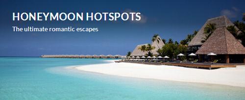 honeymoon hotspot
