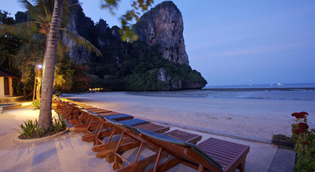 <Krabi Resort> Railay Bay Resort & Spa
