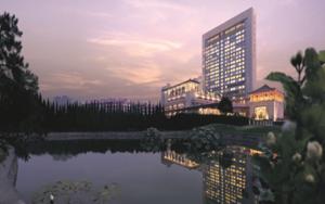 Xian Hotel: Shangri-La Xian Hotel